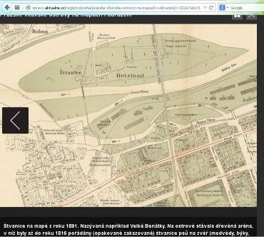 Štvanice_mapa 1891