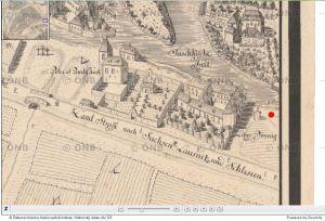 Huberova mapa Prahy_1769_kaple č 1_01_o
