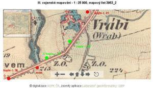 III_voj_plánování_1877_lokace kaple 38_41r