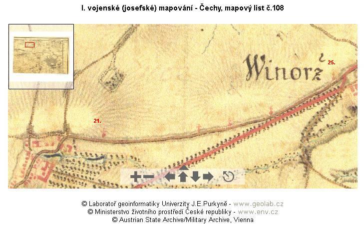Kaple č.20 až 25 _Kbely - Vinoř 1RVP