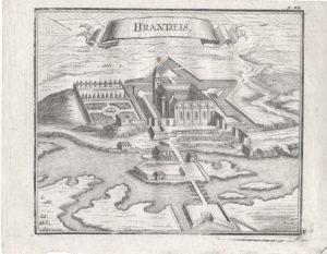 Vogt, mědiryt, r. 1712